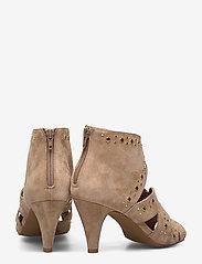 Sofie Schnoor - Shoe - ankelstøvler med hæl - taupe - 4