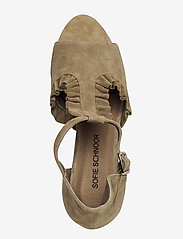 Sofie Schnoor - Shoe - sandales à talons - green - 3
