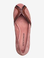 Sofie Schnoor - Shoe - peeptoes - dusty rose - 3