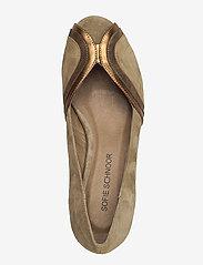 Sofie Schnoor - Shoe - peeptoes - green - 3