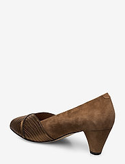Sofie Schnoor - Shoe - peeptoes - toffee - 2