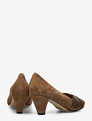 Sofie Schnoor - Shoe - peeptoes - toffee - 4