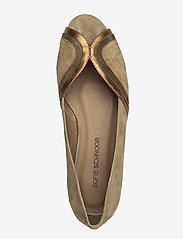 Sofie Schnoor - Shoe - ballerinas - green - 3
