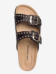 Sofie Schnoor - Sandal - flade sandaler - black - 3