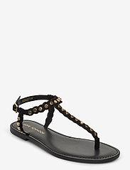Sofie Schnoor - Sandal - płaskie sandały - black - 0