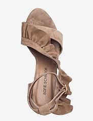 Sofie Schnoor - Sandal - sandales à talons - dark sand - 3
