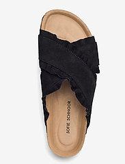 Sofie Schnoor - Slipper - flade sandaler - black - 3