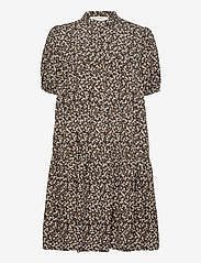 Sofie Schnoor - Dress - alledaagse jurken - black - 0