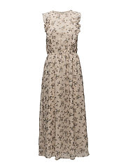 Dress - FLOWER PRINT