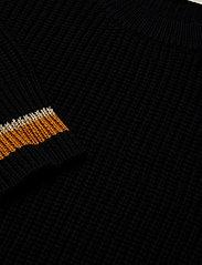 Sofie Schnoor - Knit - jumpers - black - 2