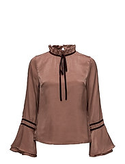 Blouse - DUSTY ROSE