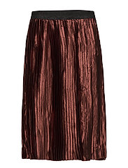 Skirt - DARK BRONZE