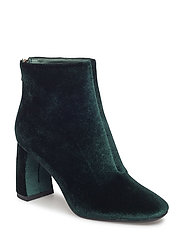 Boot velvet - DARK GREEN