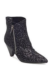 Boot glitter - BLACK