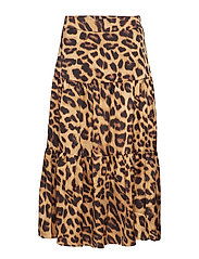 Skirt - LEOPARD