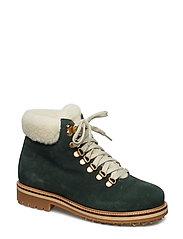 Boot Nubuck Lace