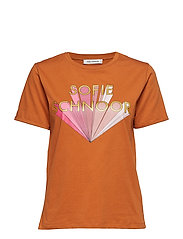 T-shirt - TOFFEE