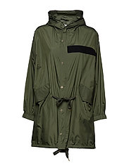 Jacket - ARMY GREEN