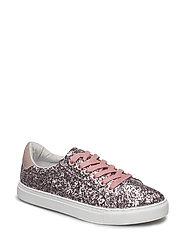 Shoe Sneaker glitter - LIGHT PURPLE