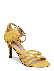 Stiletto wings - YELLOW