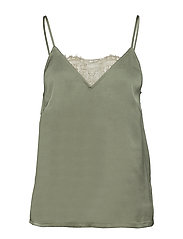 Top - DUSTY GREEN