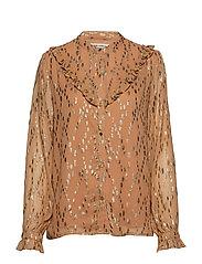 Sofie Schnoor Shirt - CAMEL
