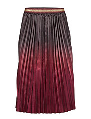 Skirt - EARTH RED