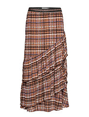 Skirt - BROWN