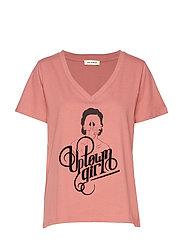 T-shirt - PEARL ROSE