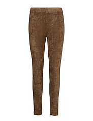 Pants - BROWN