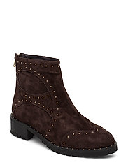 Boot - DARK BROWN