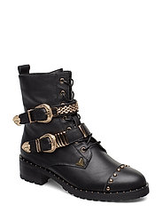 Sofie Schnoor boot leather new - BLACK