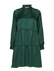 Dress - DUSTY GREEN