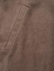 Sofie Schnoor - Skirt - midinederdele - dark brown - 2