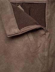 Sofie Schnoor - Skirt - midinederdele - dark brown - 3