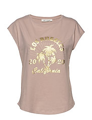 T-shirt - DUSTY ROSE