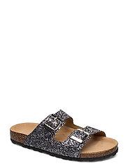 Sandal - ANTIQUE SILVER