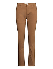 Pants - DUSTY CAMEL
