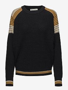 Knit - trøjer - black