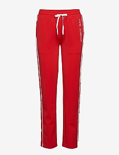 Pants - sweatpants - red