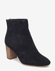 Boot classic suede - BLACK