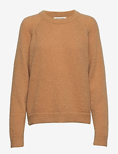 Blouse - jumpers - camel