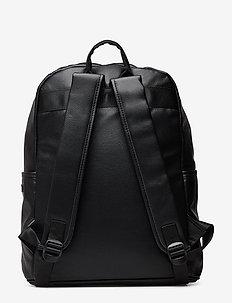 Backpack - ryggsekker - black