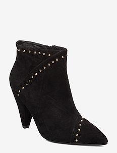 Boot - talon haut - black