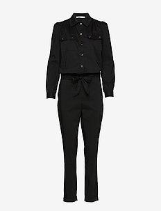 Jumpsuit - buksedragter - black