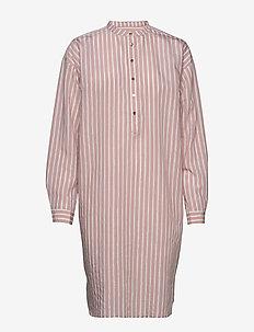 Shirt - midi dresses - rose