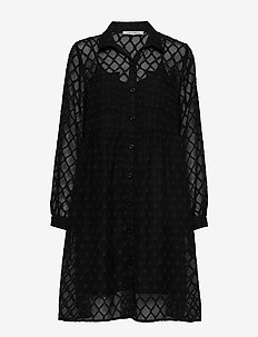 Dress - sukienki do kolan i midi - black