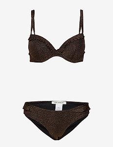Bikini - bikini sets - black