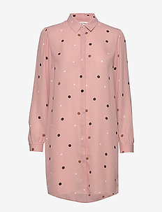 Shirt - long-sleeved shirts - rose