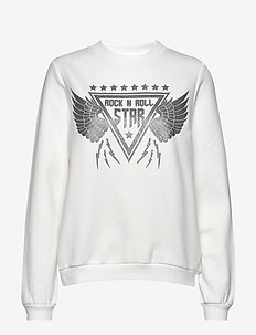Sweat - sweatshirts - off white